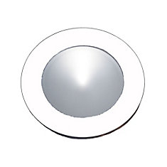 Polaris LED Puck Light In White