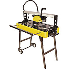 Dewalt 10 Inch Portable Table Saw With Rolling Stand The