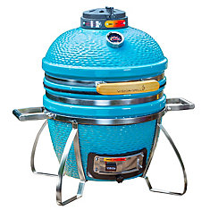 Cadet Kamado Charcoal Grill à Sarcelle