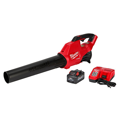 M18 FUEL 120 MPH 450 CFM 18V Lithium-Ion Brushless Cordless Handheld Blower Kit with 9.0 Ah Battery