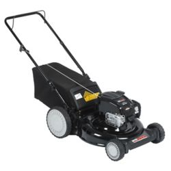 MTD Gold 21-inch Gas Powered Push Lawn Mower with Rear Bag and Mulch