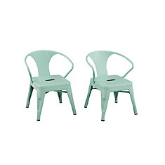 Kids Space Chairs - Mint Green