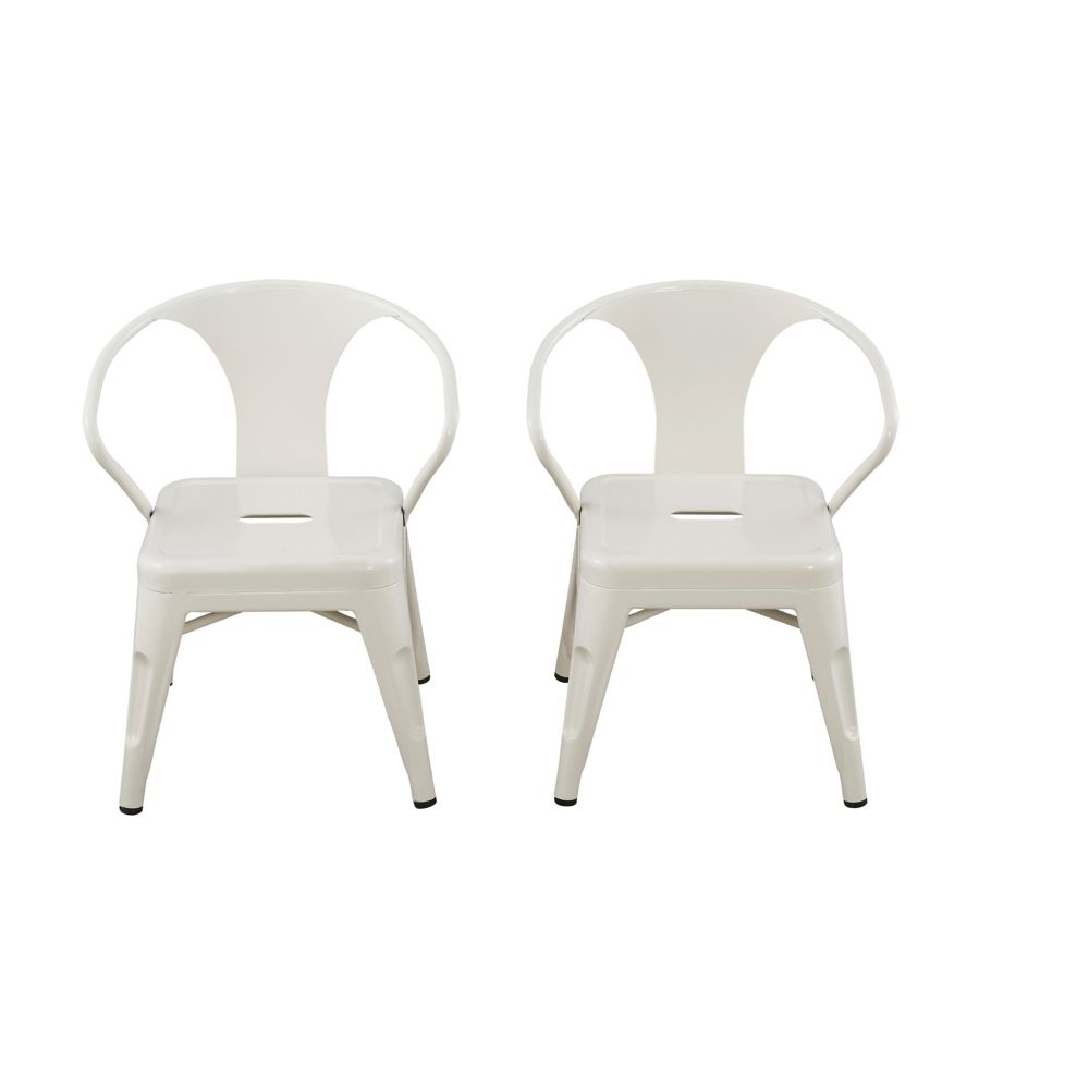 Kids Space Kids Space Chairs - White