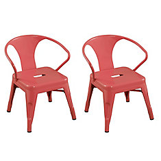 Kids Space Chairs - Pink
