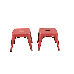 Kids Space Kids' Stool in Pink