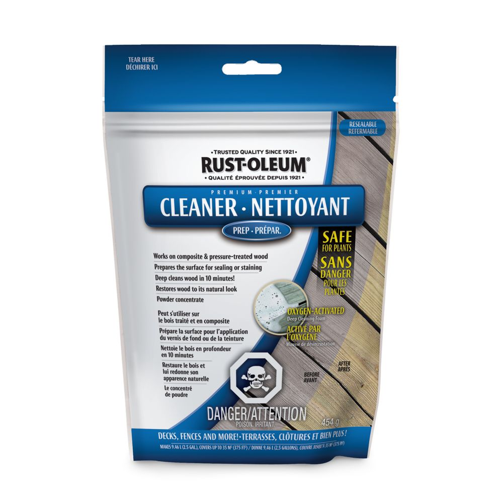 Rust oleum neverwet outdoor fabric the home depot canada for Revive deck cleaner