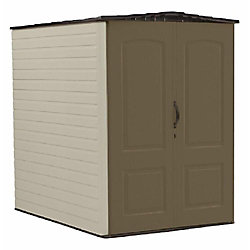 Big Max 6 ft. 3-inch x 4 ft. 8-inch Resin Storage Shed