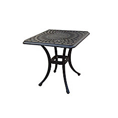 Ophelia 21-inch Patio Side Table