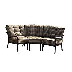 Panacea Patio Club Chair Set