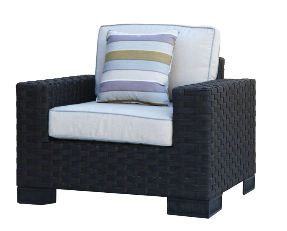 Awesome Hestia Wicker Patio Club Chair Unemploymentrelief Wooden Chair Designs For Living Room Unemploymentrelieforg