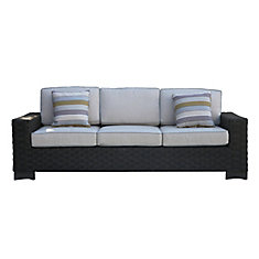 Hestia Wicker Patio Sofa