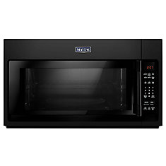 2.0 cu. ft. Over-the-Range Microwave with Sensor Cooking & Stainless Steel Cavity