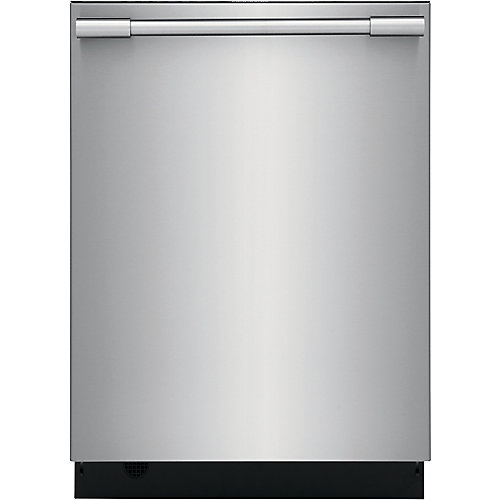 24-inch Top-Control Tall Tub Dishwasher in Stainless Steel - ENERGY STAR®