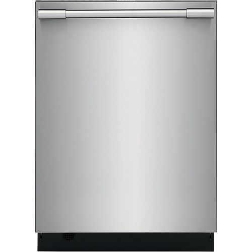 Frigidaire Professional 24-inch Top-Control Tall Tub Dishwasher in Stainless Steel - ENERGY STAR®