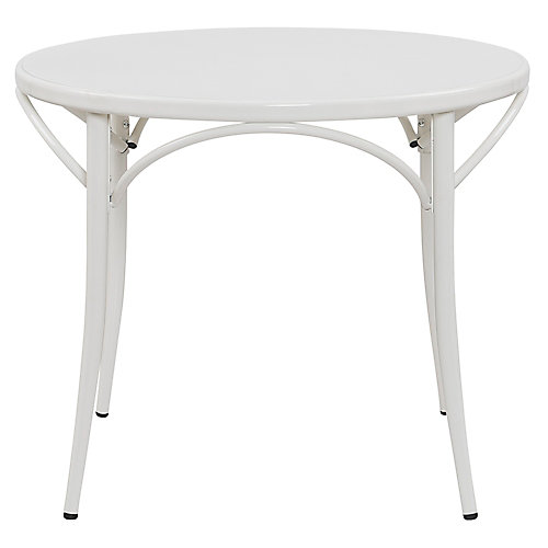 Ellie Kids' Bistro Table in White