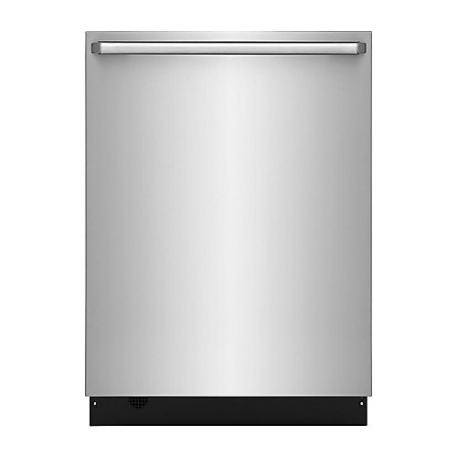 24-inch Top Control Tall Tub Dishwasher in Stainless Steel with Stainless Steel Tub - ENERGY STAR®