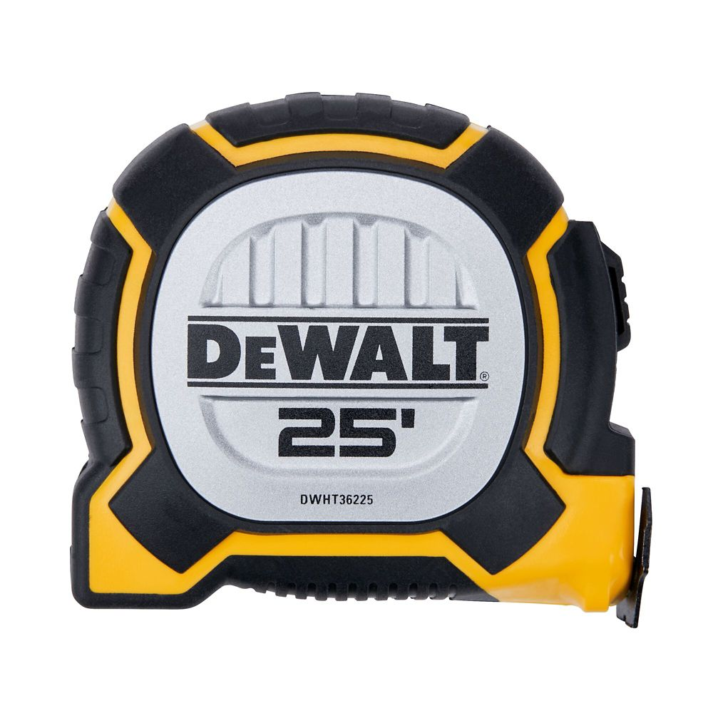 DEWALT DWHT36225S 25 Feet XP Tape Measure