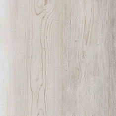 Multi-width x 47.6 inch Frosted Oak Luxury Vinyl Plank Flooring - Sample
