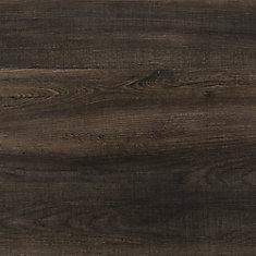 7.5 inch x 47.6 inch Midnight Wood Luxury Vinyl Plank Flooring (Sample)