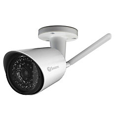 1080P WiFi NVR Bullet Security Camera
