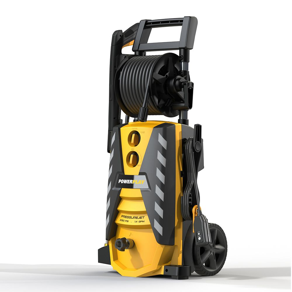 Powerplay 2050 PSI 5 LPM Electric Pressure Washer