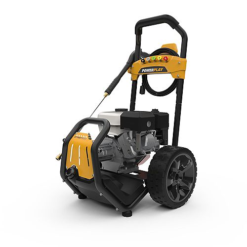 Powerplay 3200 PSI Professional Gas Pressure Washer