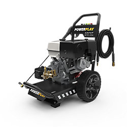 Powerplay 4000PSI Professional Gas Pressure Washer