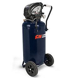 Campbell Hausfeld 98L 90 PSI Vertical Oil-free Air Compressor