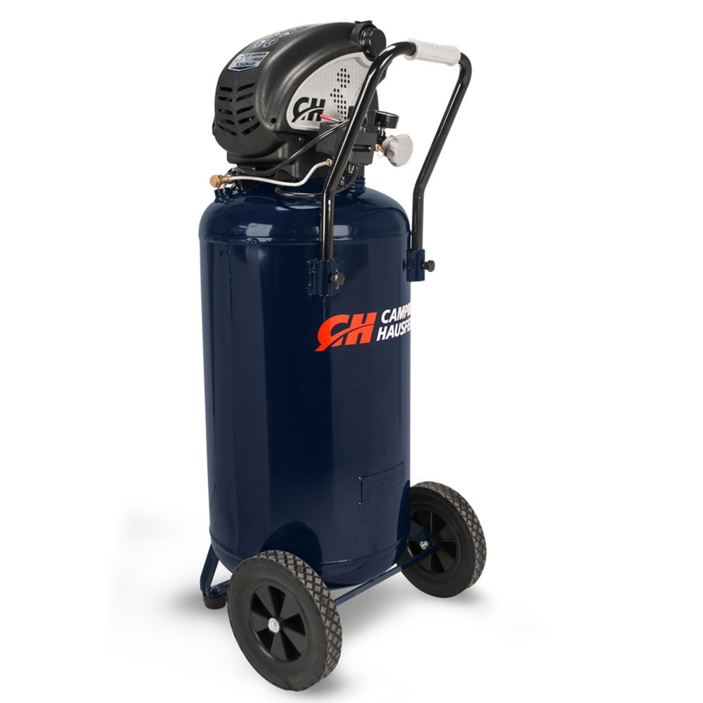 Campbell Hausfeld 98L 90 PSI Vertical Oil-free Air Compressor