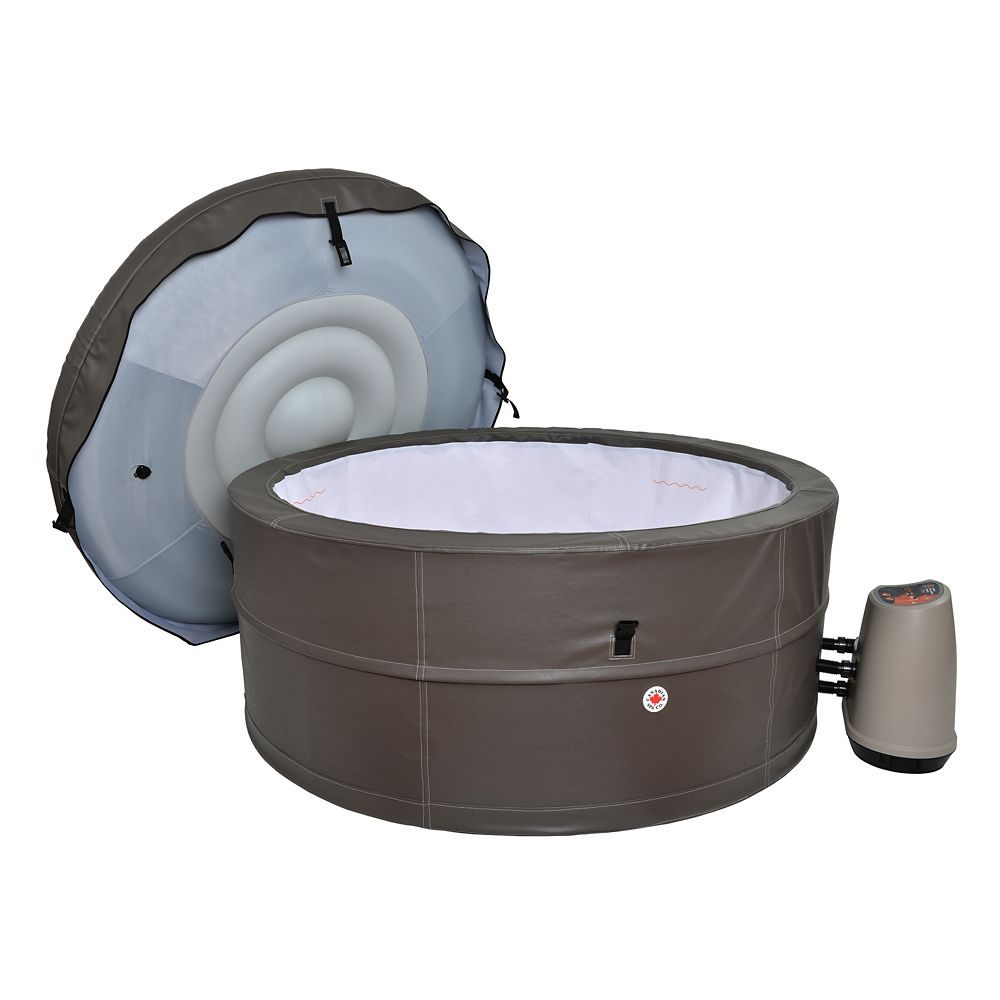 Canadian Spa Company Swift Current V2 5-Person Portable Spa with 125 Jets