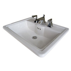Hathaway Drop-In Sink By Briggs