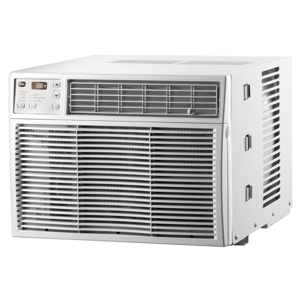 comfort aire window ac 5000 btu 115v the home depot canada. Black Bedroom Furniture Sets. Home Design Ideas