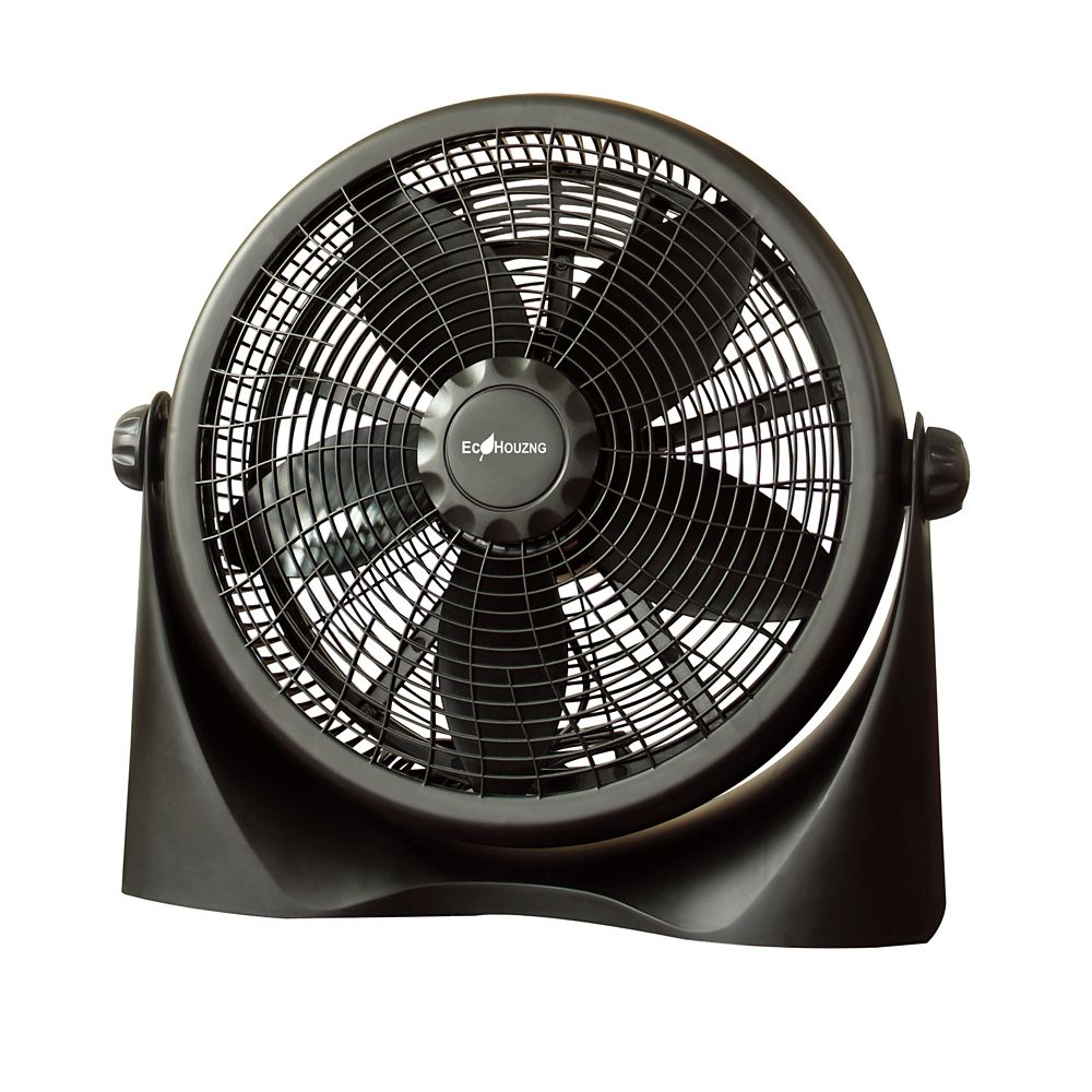 Portable fans the home depot canada for Air circulation fans home