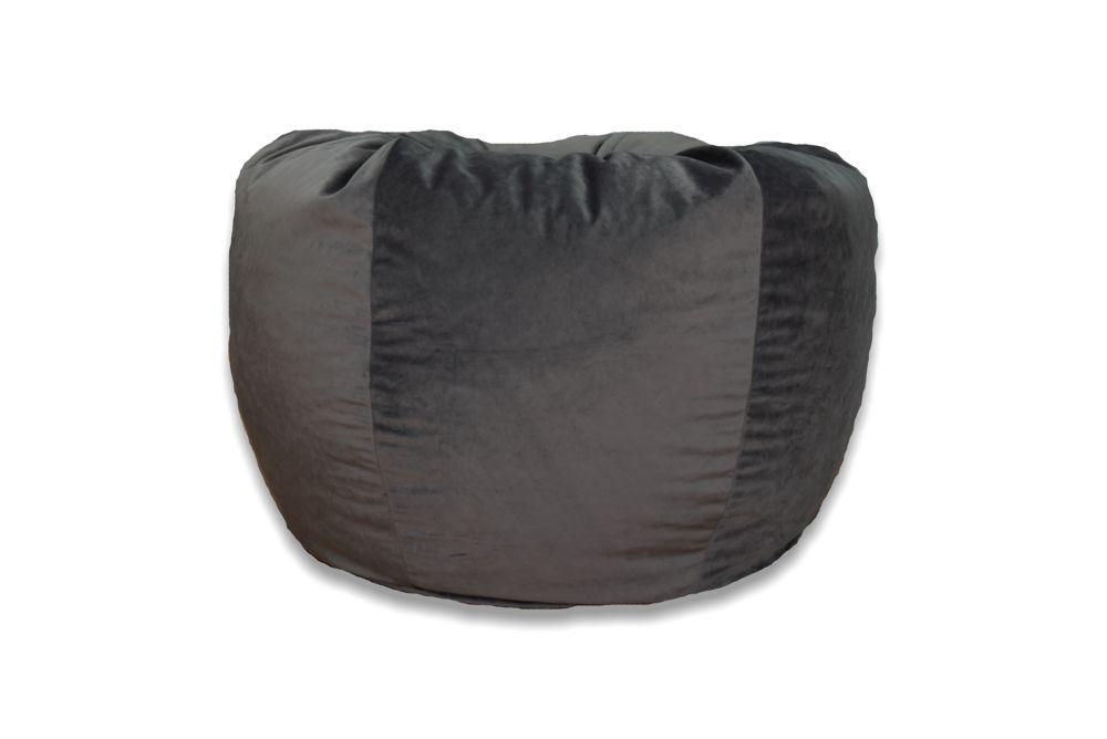 Peachy X Large Washed Velvet Bean Bag Uwap Interior Chair Design Uwaporg