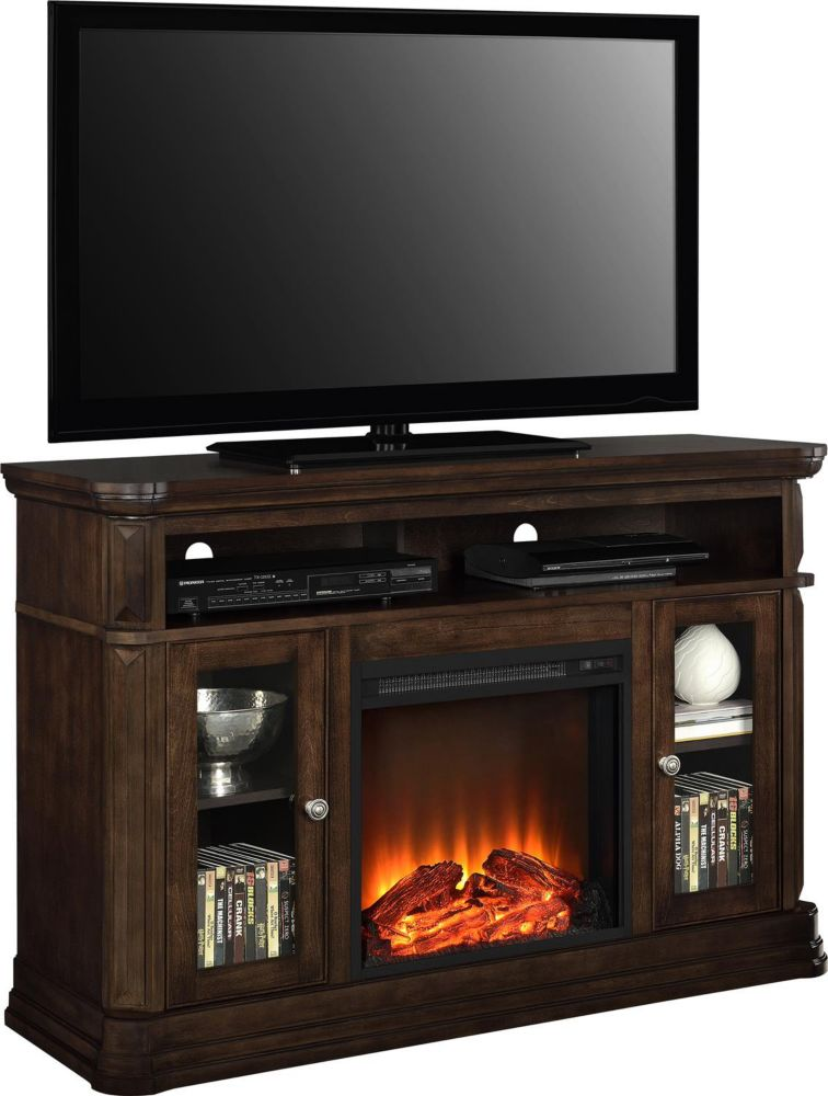 tv s thompson type lowe canada stands mounts in tvs living stand wall to with for electric place up fireplace furniture room