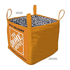 Limestone Screening - Bulk Delivered Bag - 1 Cubic Yard (0 - 6.5mm / 0 - 1/4in)