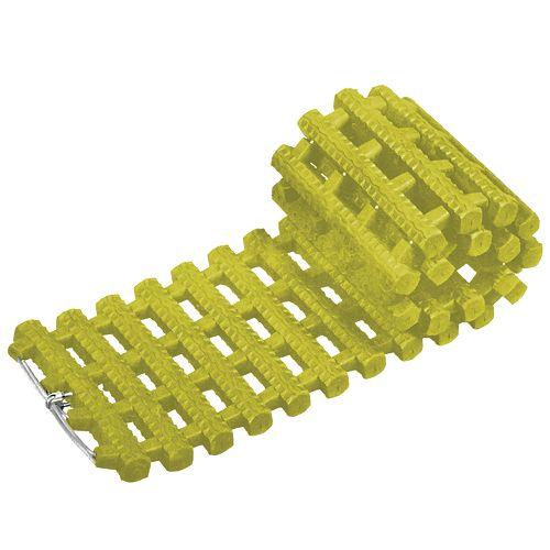 Snow Joe Auto Joe TrackAssist, traction antidérapante en caoutchouc thermoplastique pour votre voiture (vert)