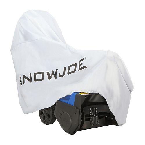 Snow Joe Souffleuse à neige monocellulaire universelle 21-IN avec capot de protection