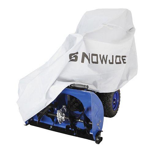 Snow Joe Housse de protection de la souffleuse à neige universelle à deux phases de 24 po