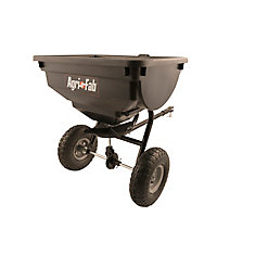 85 lb. Capacity Tow Broadcast Spreader