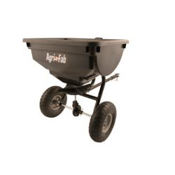 Agri-Fab 85 lb. Capacity Tow Broadcast Spreader