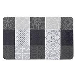 Home Decorators Collection 18-inch x 30-inch Gensalgate Grey Comfort Mat