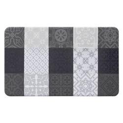 Home Decorators Collection 18 po x 30 po, Tapis confort Gensalgate, Gris