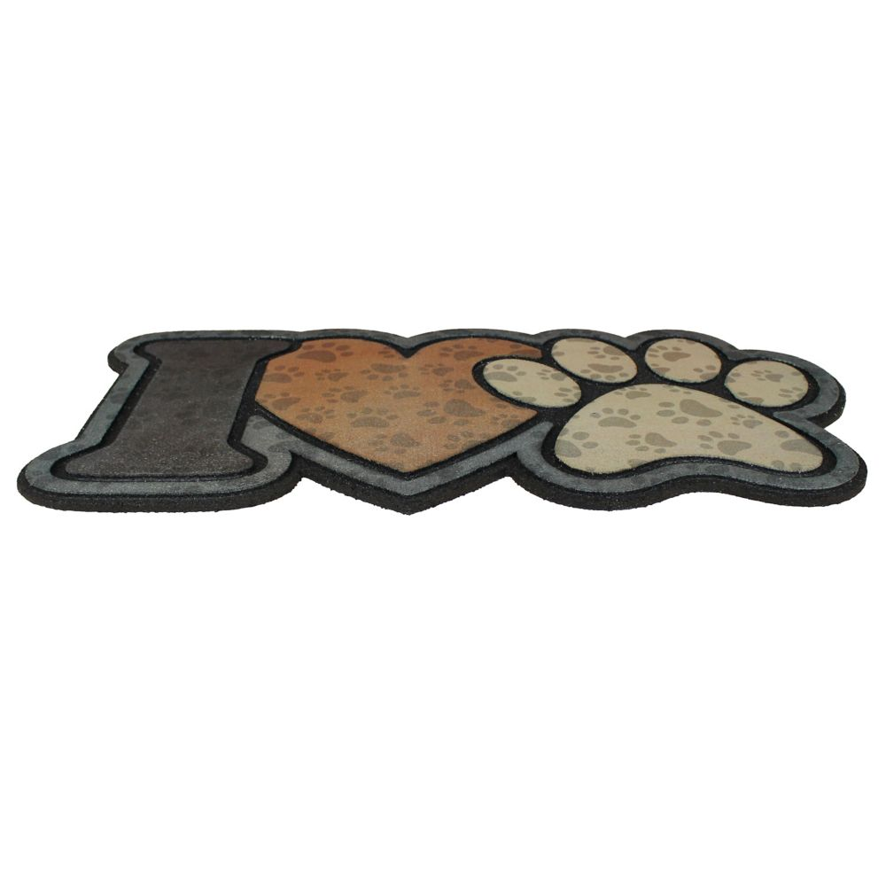 Home Decorators Collection 17-inch x 30-inch Paws Door Mat