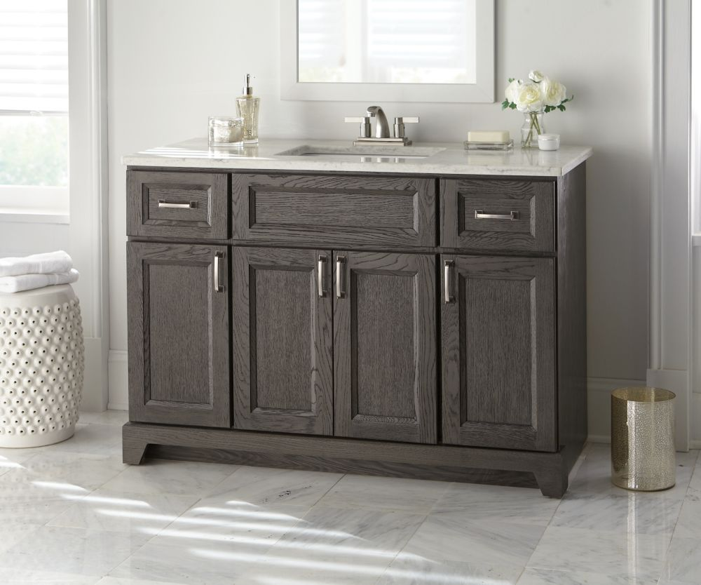 Home Decorators Collection 49 Inch Donovan Vanity
