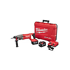M18 FUEL 1 Inch SDS Plus D-Handle Rotary Hammer HD Kit