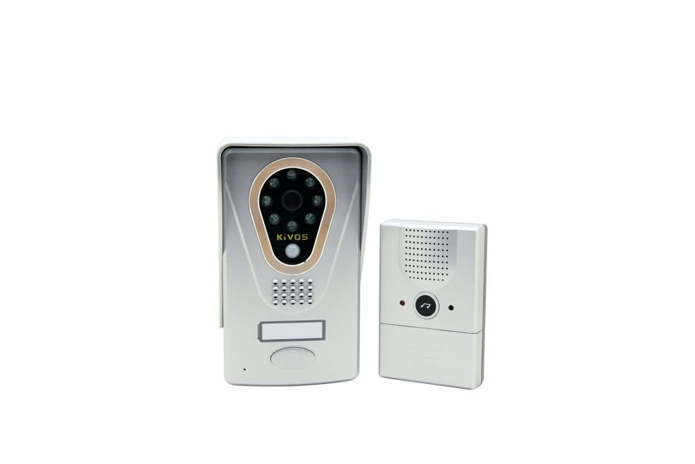 Heath Zenith Wireless Plug In Door Chime Kit The Home