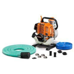 Generac 2HP 1 In. Pompe à eau propre à essence avec kit de tuyaux