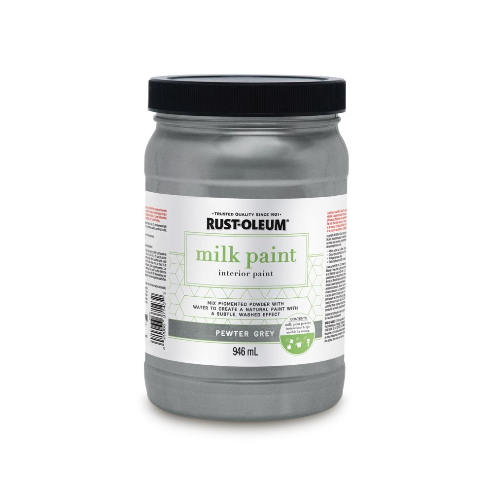 Rust-Oleum Pewter Grey 946ml