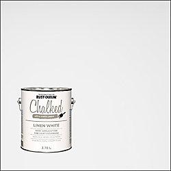 Rust-Oleum Linen White 3.78L